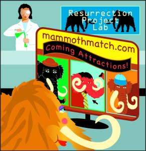 Female mammoth DNA Ahead