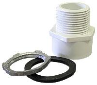 Water Heater Pan Adapter Kit  IPS Corporation
