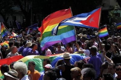 El activismo por los derechos de las personas no heterosexuales denuncia con frecuencia actos de homofobia. Jorge Luis Baños - IPS