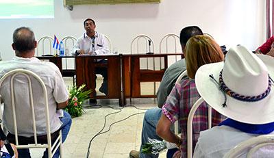 Embajador de Guatemala en Cuba