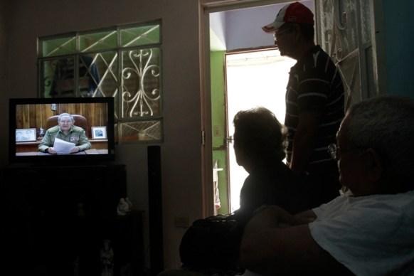 El deshielo entre Washington y La Habana impactó de alguna manera en la imagen que los grandes medios transmiten de Cuba, aseguró.