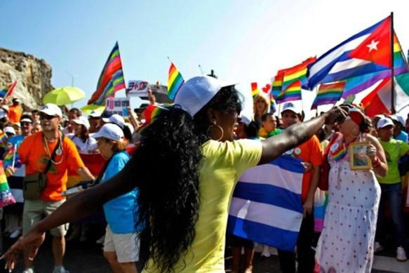 cuba comunidad LGBTI