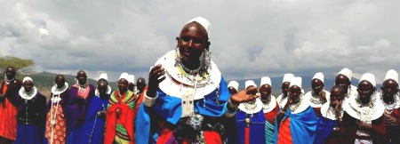 In the Ngorongoro district of Tanzania, indigenous women are getting organised. They don't want to be kept out of decision-making processes - they want to be heard and respected. Photo: IWGIA