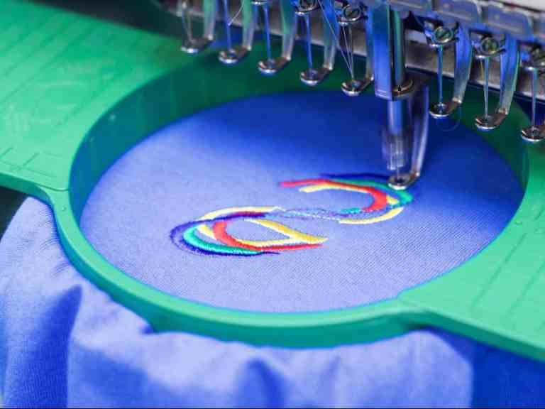 Ipswich embroidery, Services