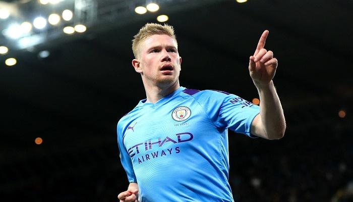De Bruyne wins the Player of the Year award