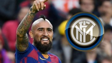 Inter officially announce Vidal arrival in Milan