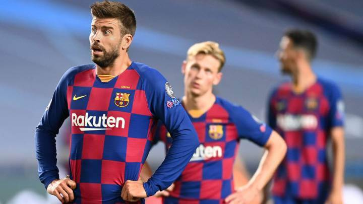 Time kills Barcelona in cold blood!
