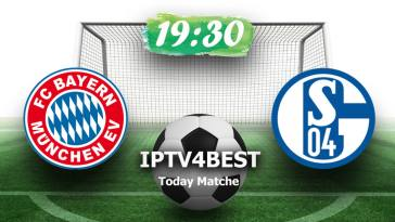 Watch the Bayern Munich Match VS Schalke Live