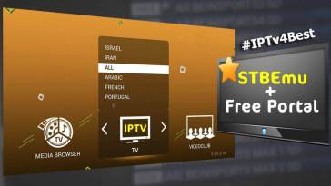 STB Emulator Best IPTv M3u By IPTV4BEST