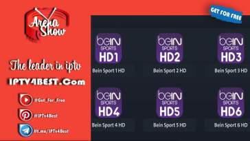 Arena Show Tv APK IPTv Download Latest Version By IPTV4BEST