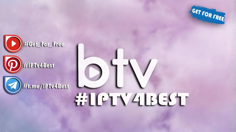 BTV APK+ Activation Code IPTv APK By IPTV4BEST