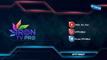IRON Tv Pro APK + Activation Login 2021 IPTv Android APK By IPTV4BEST