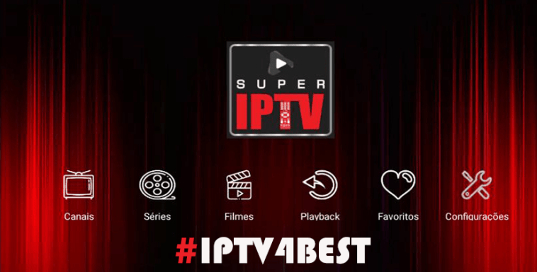 Super APK IPTv + Premium Xtream Login IPTv APK By IPTV4BEST