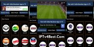 HDTv APK + Yalla Receiver APK Download TV APK By IPTV4BEST.COM