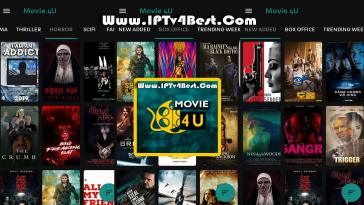 Movie 4u APK Download Last version 2021 By IPTV4BEST.COM