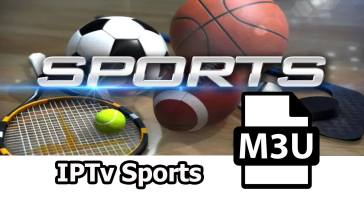 IPTv Sports M3u Free Playlist Updated 2021 🔥 IPTv4Everyday.com