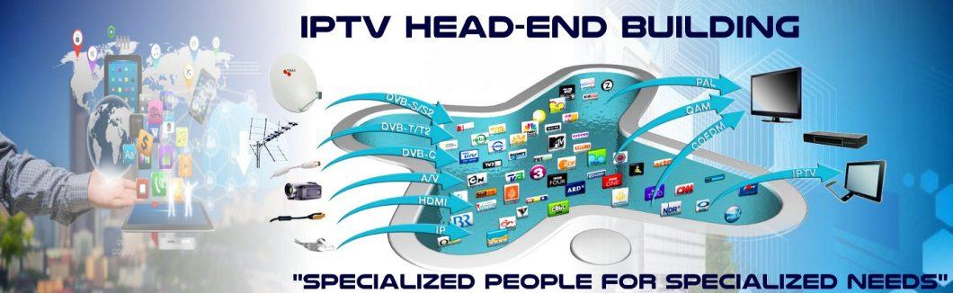IPTV HEADEND DUBAI