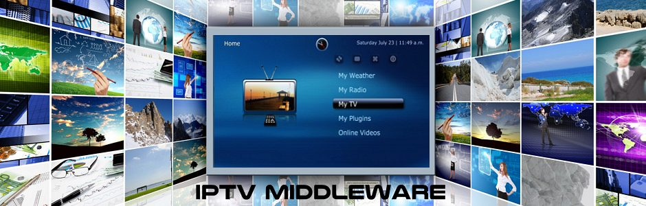IPTV MIDDLEWARE SOLUTION DUBAI