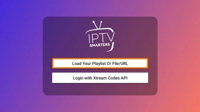 IPTV Smarters Pro on Firestick