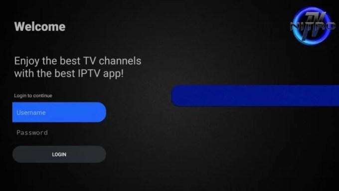 Nitro IPTV