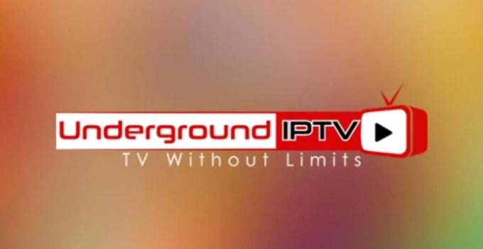 Underground IPTV