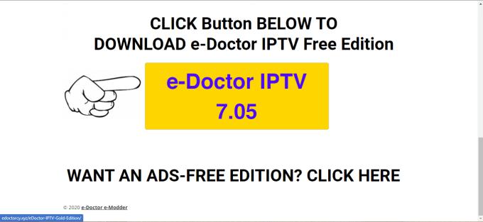 eDoctor IPTV
