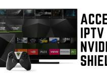 Nvidia Shield IPTV