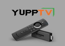 YuppTV on Firestick