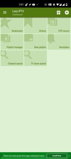 New playlist