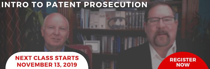 Patent Prosecution w/ John White & Gene Quinn