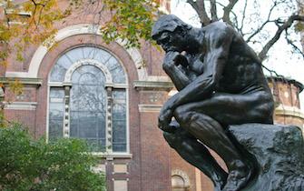 Columbia-University-Thinker