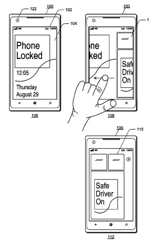 Microsoft innovates in tactile touchscreens, augmented