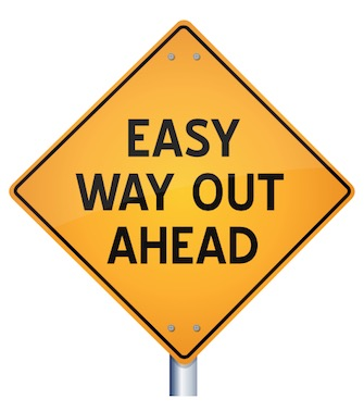 easy-way-out