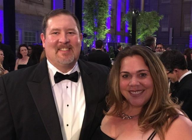 Gene and Renee 43rd HOF