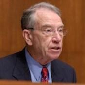 Senator Chuck Grassley (R-IA).