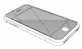 Fig. 1 from U.S. Design Patent D618,677.