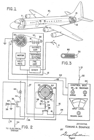 cockpit sound recorder
