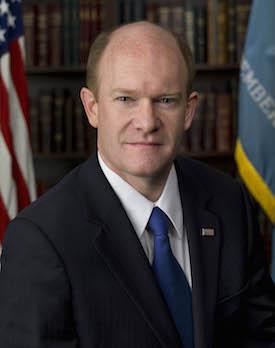 Senator-Chris-Coons-Portrait