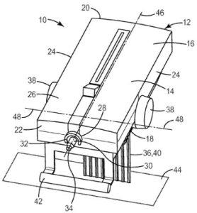 device for dispensing