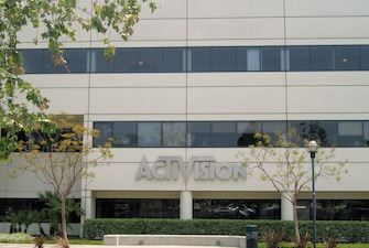 Activision headquarters in Santa Monica, California.