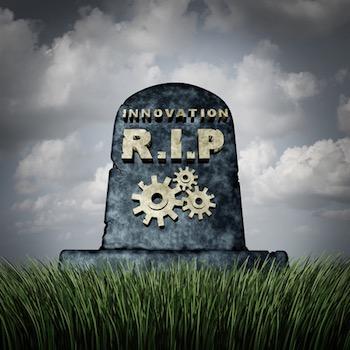 RIP Innovation