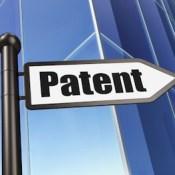 Patent Street Sign