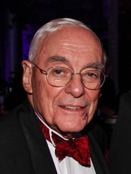 Don Dunner at the IPO Education Foundation Awards Dinner, 2013.