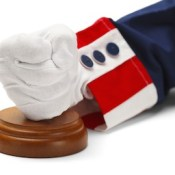 Uncle Sam Fist