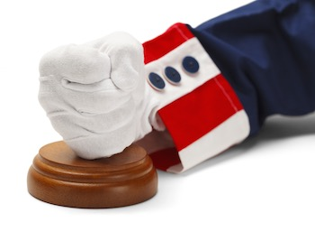 Uncle Sam Fist