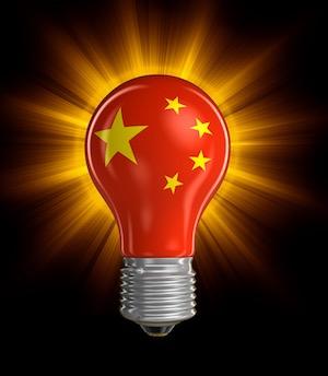 China lightbulb trade secret