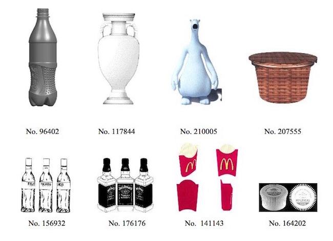 Photos courtesy of the Ukraine Register of Registered Trademarks