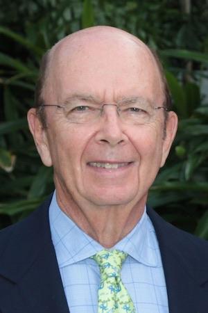 Wilbur Ross.