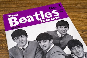 Beatles Book Volume 1.
