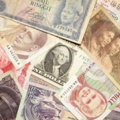Money currency bills